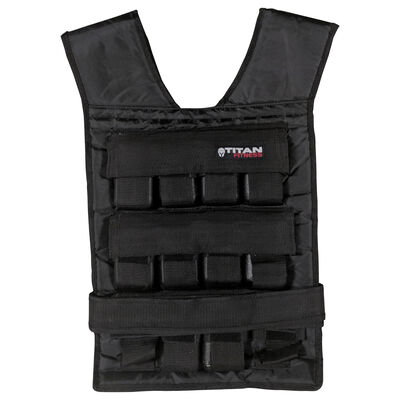 Adjustable Weighted Vest 50 LB