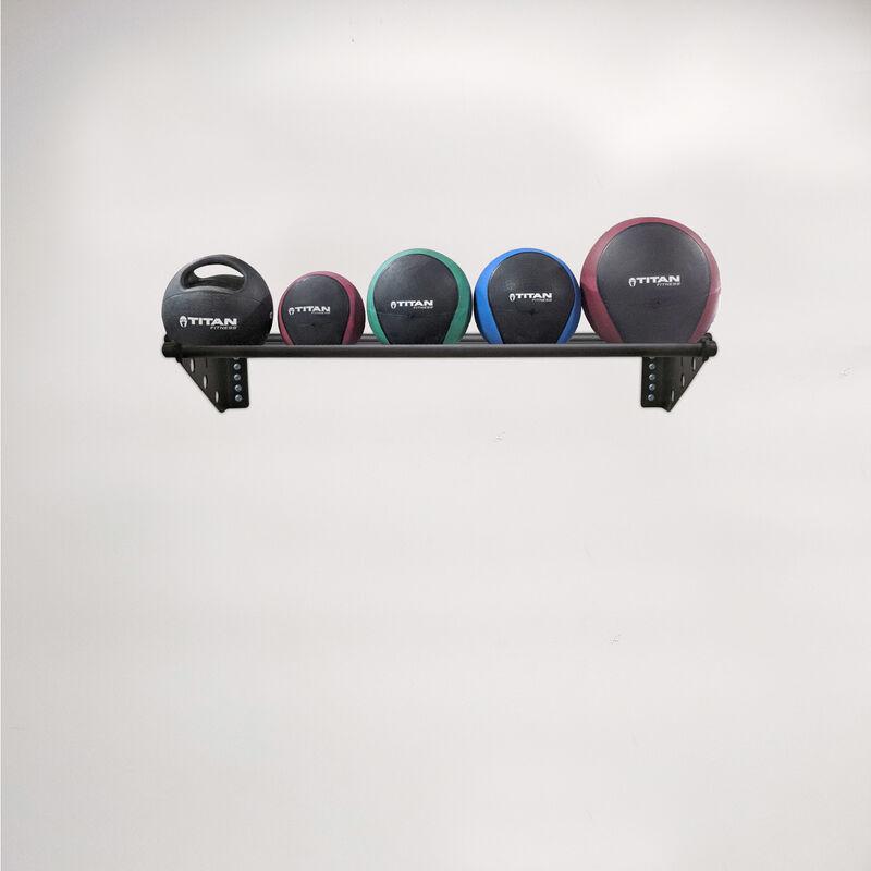 Wall Mounted Medicine Ball Storage