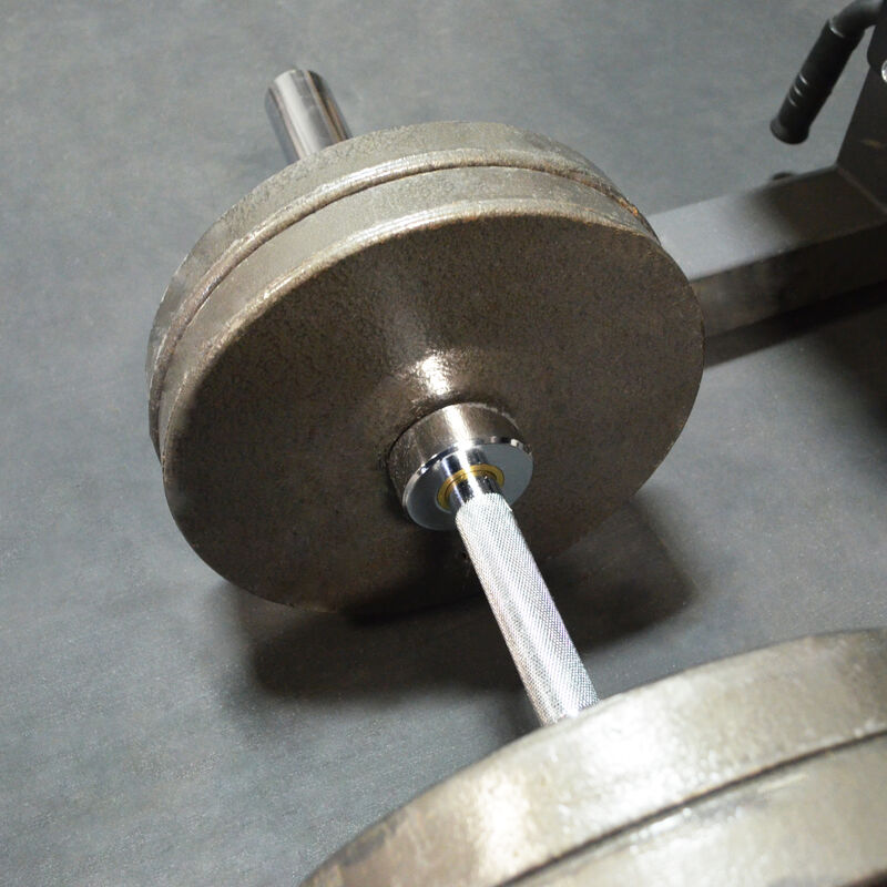 Loadable 36-in Olympic Dumbbell Handle (Single)