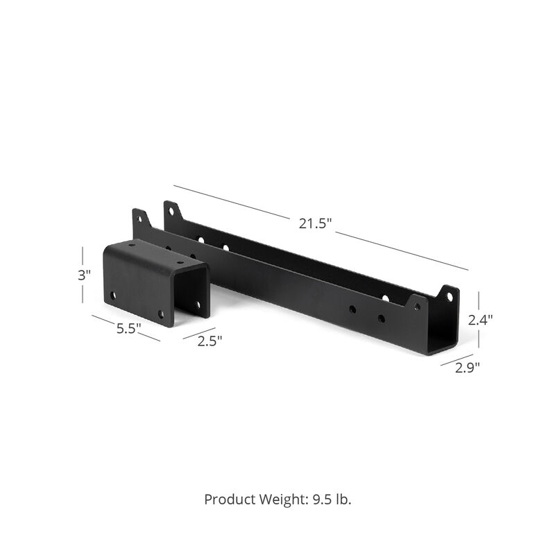 T-2 Series Lat Tower RetroFit Bracket Kit