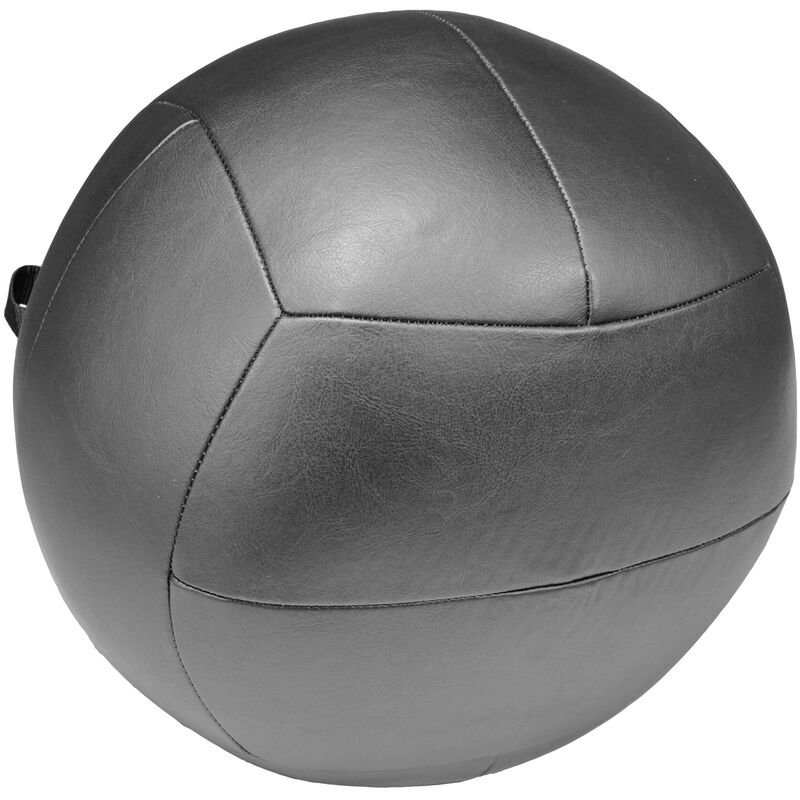 6 lb. Soft Medicine Wall Ball – Leather