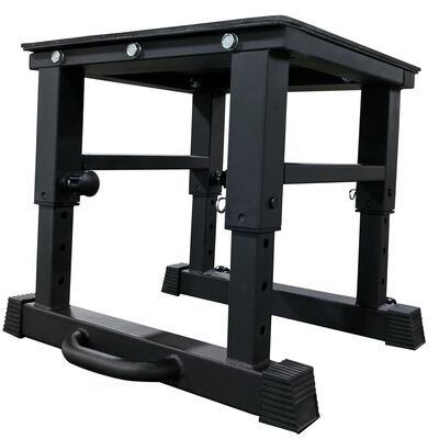 18-in Adjustable Plyometric Box