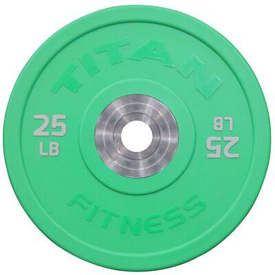 Urethane Bumper Plate   Color   25 LB Single