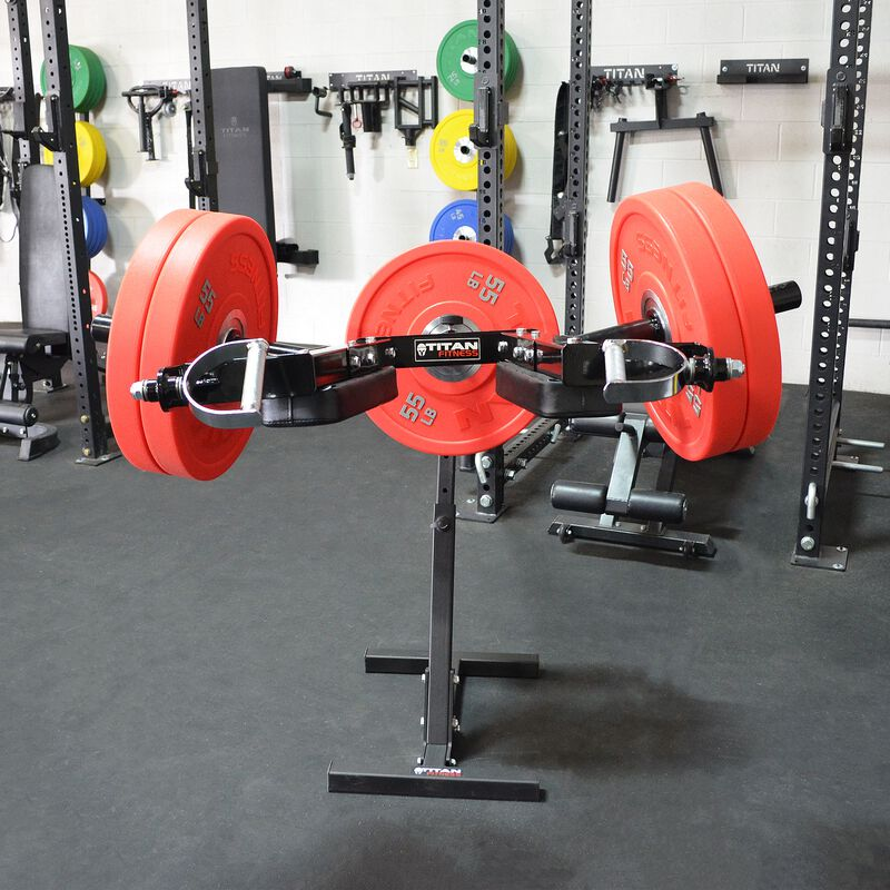 Linebacker Squat Landmine Attachment | v2