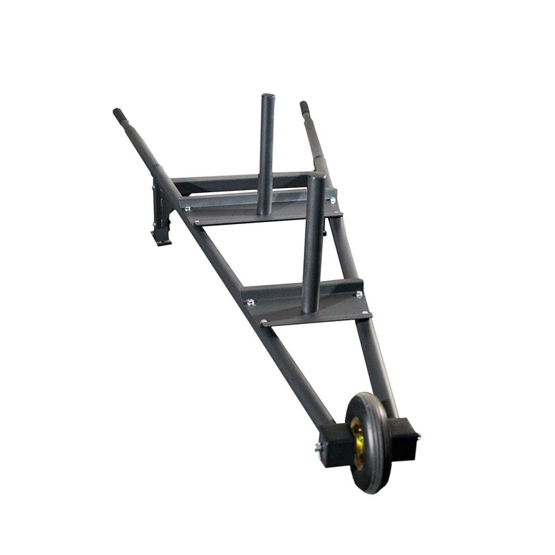 Weighted Wheel Barrow – Plate Loaded
