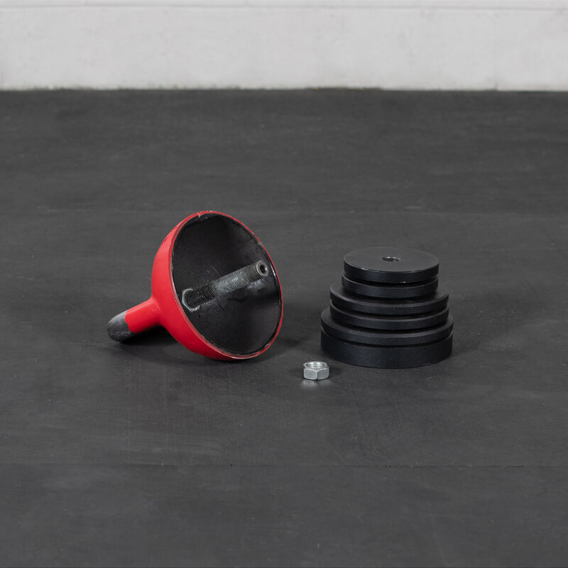 12 KG - 32 KG Adjustable Competition Style Kettlebell