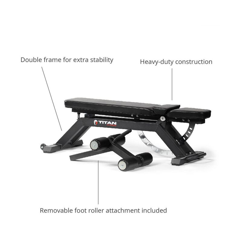 Max Adjustable FID Bench