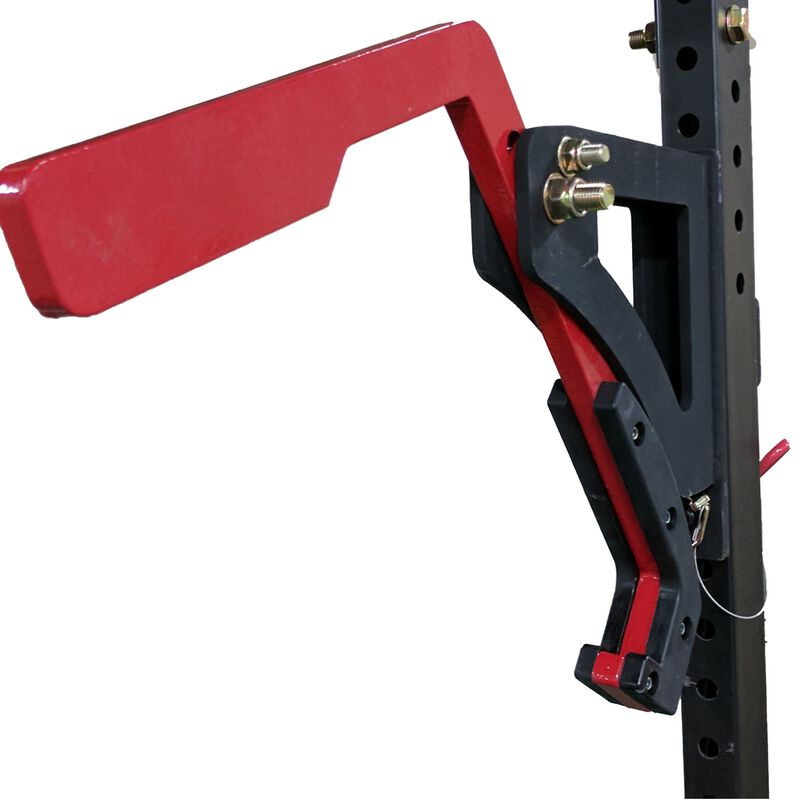 Adjustable Monolift Rack Mounted Attachment For T-3 Power Rack