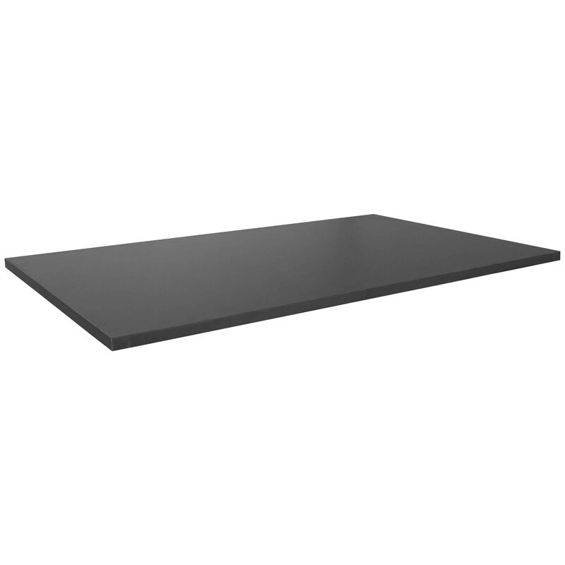 "Universal Desk Top - 30"" x 48"" Black"