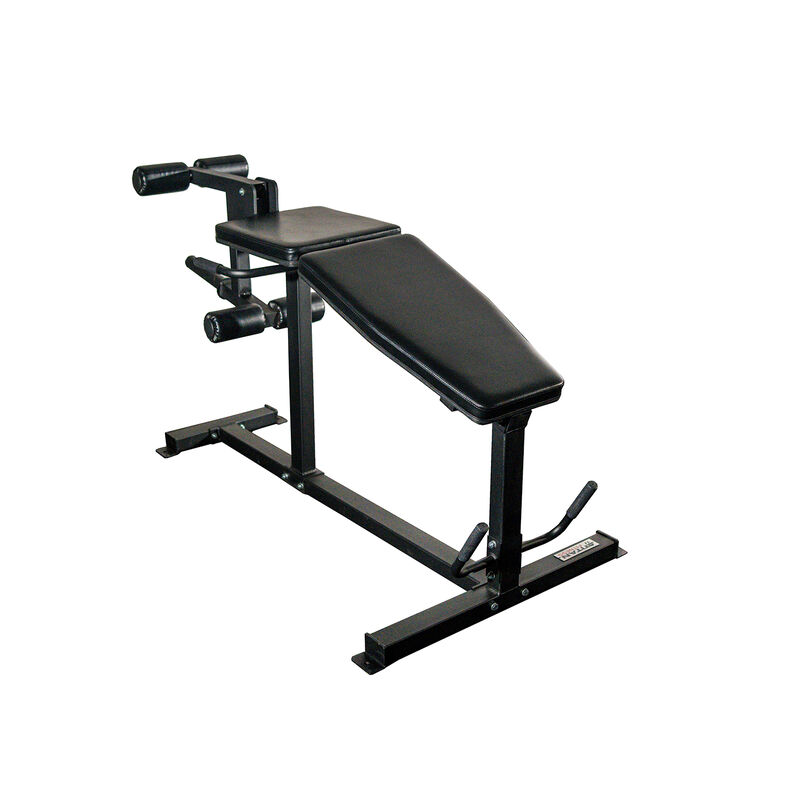 Lying Prone Leg Curl - Extension Machine