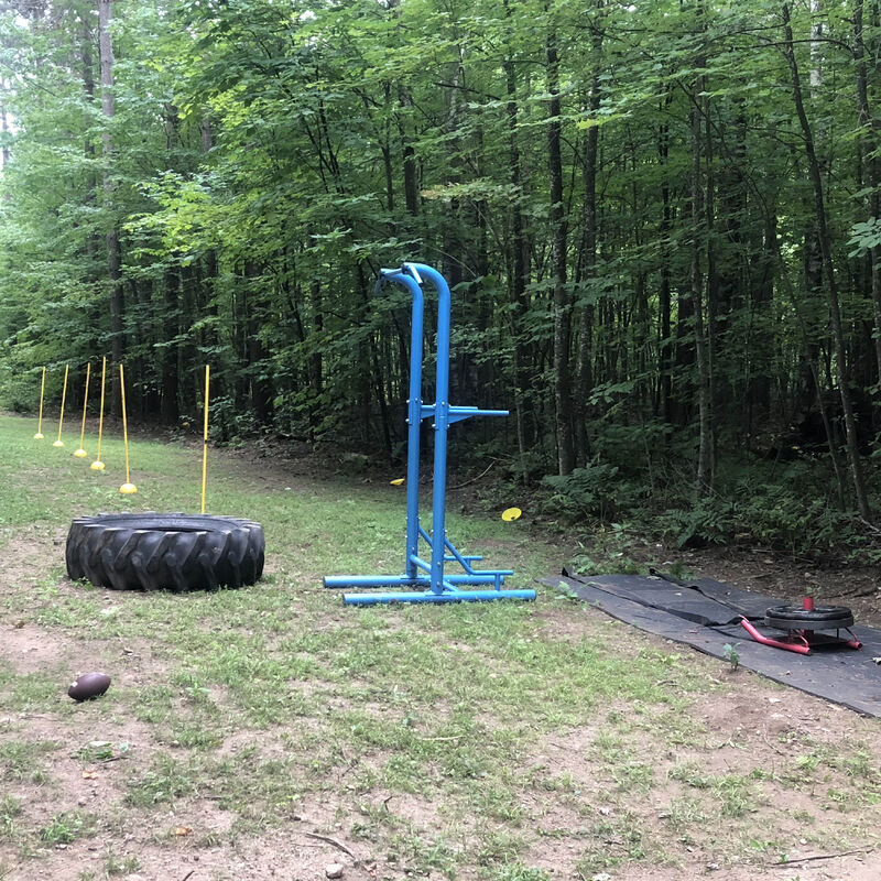 Outdoor Power Tower