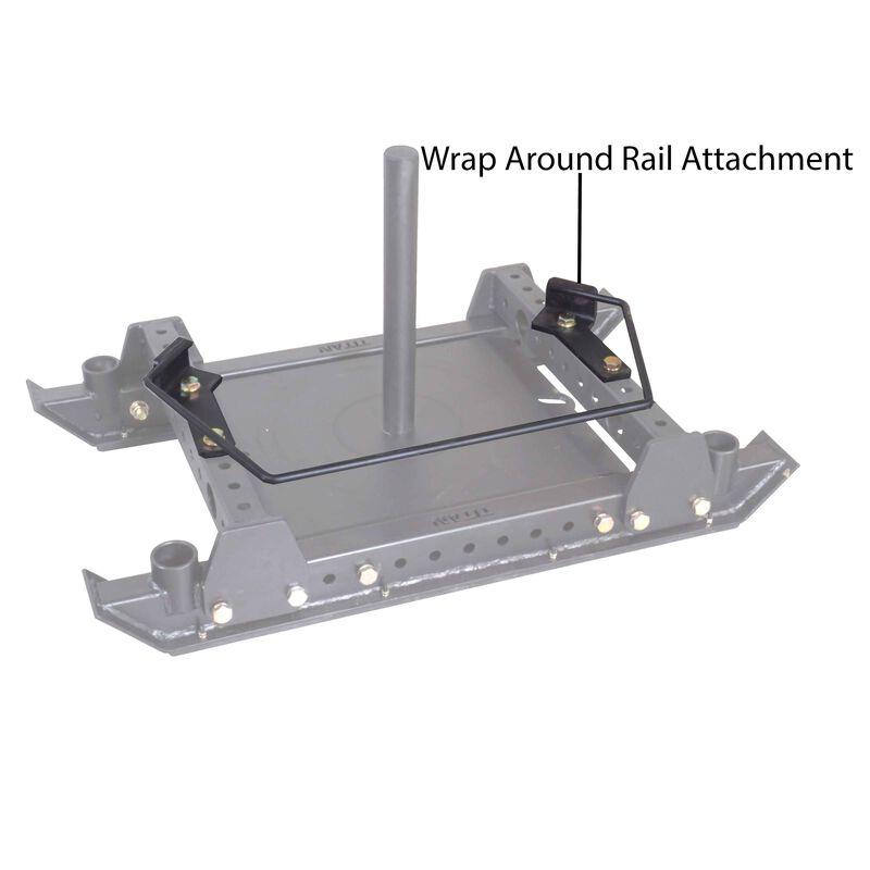 Titan Pro Sled System Wrap Around Rail Attachment
