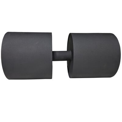 """12"""" Circus Dumbbell w/ 3"""" Handle"""