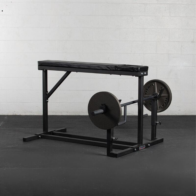 Adjustable Prone Row Machine