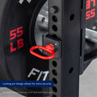 T-3 Series Roller J-Hooks – Pair