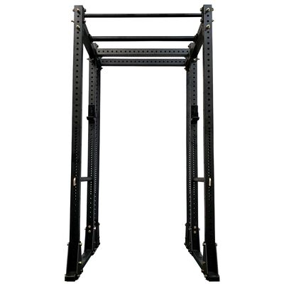"X-3 Series Flat Foot Power Rack | Tall with 10"" Extension"