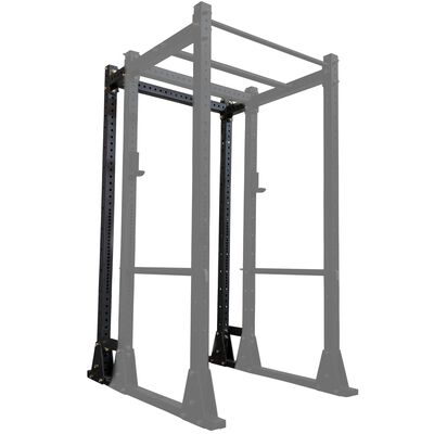 "10"" Extension Kit for X-3 Tall Flat Foot Power Rack"