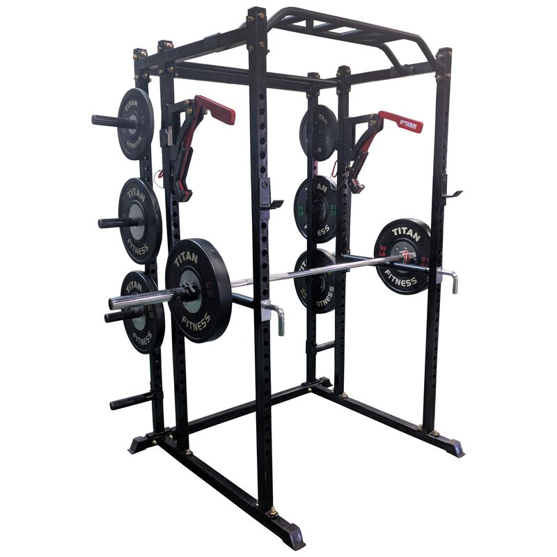 T-2 Series Adjustable Monolift Rack Mounted Attachment