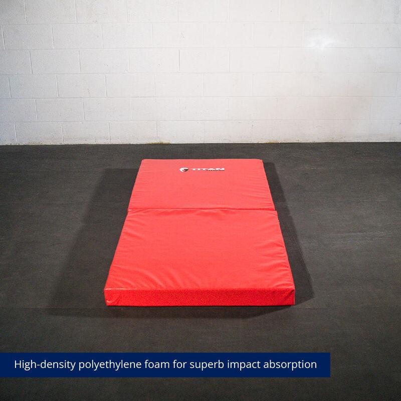 "Gymnastics Tumbling Mat | 6' x 3' x 4"""