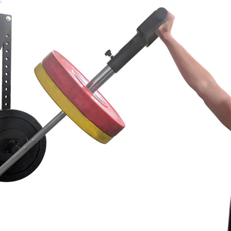 "1.9"" Single Handle Landmine Press"