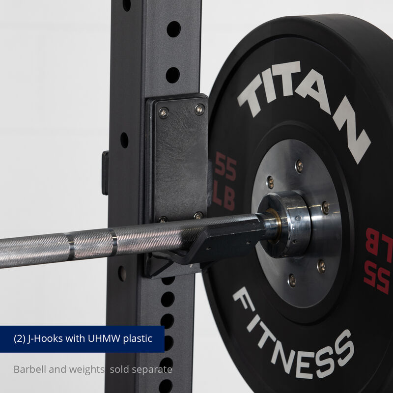 X-3 Series Bolt-Down Power Rack