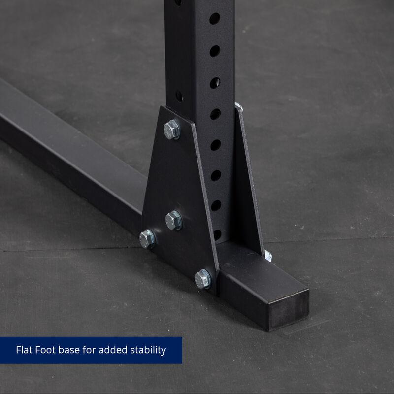 X-3 Series Flat Foot Power Rack