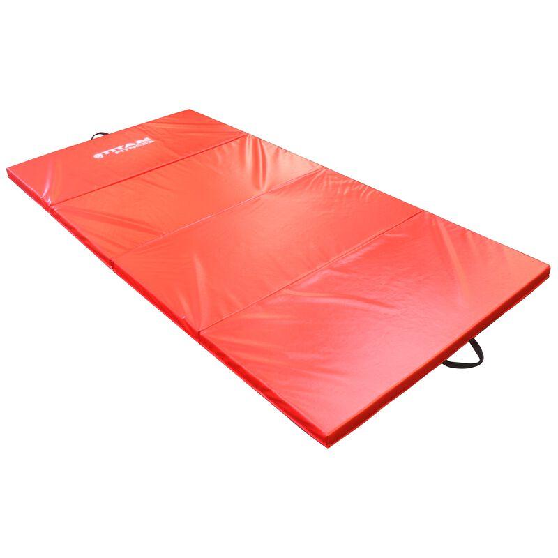"Gymnastics Tumbling Mat | 8' x 4' x 2"""