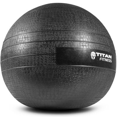 25lb Titan Fitness Slam Ball Rubber