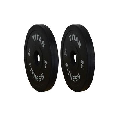5 KG Pair Black Change Plates