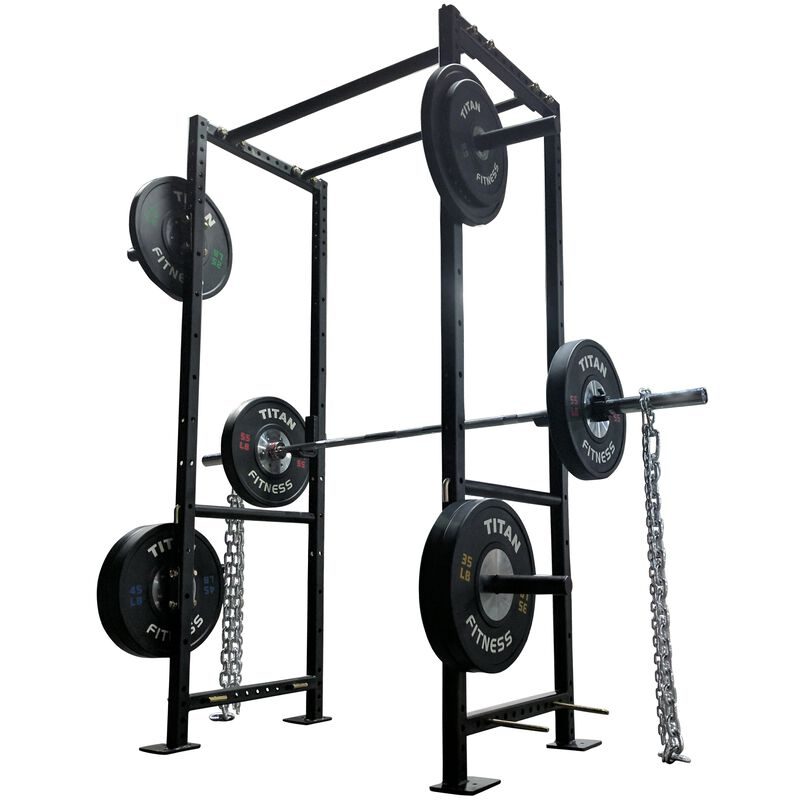 X-2 Series Power Rack | Tall | Bolt Down | SKU: 400302