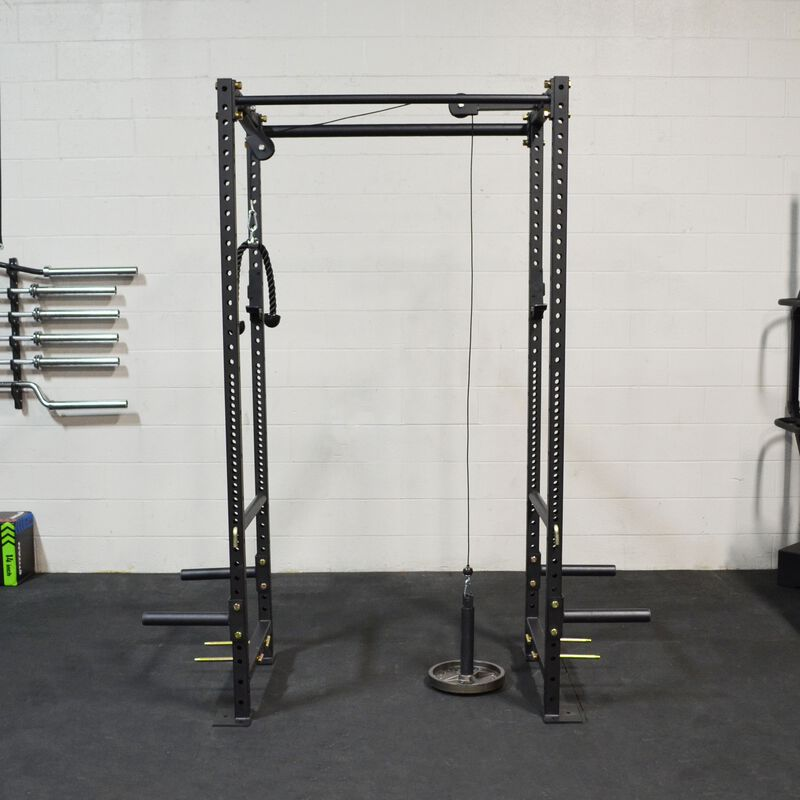 Tricep and Lat Pulley System for X-2