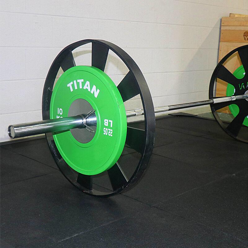 8 FT Olympic Lifting Platform