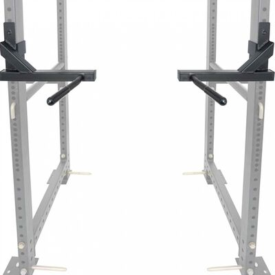 "T-3 Series Dip Attachment Bars for 2""x3"" HD Power Rack"