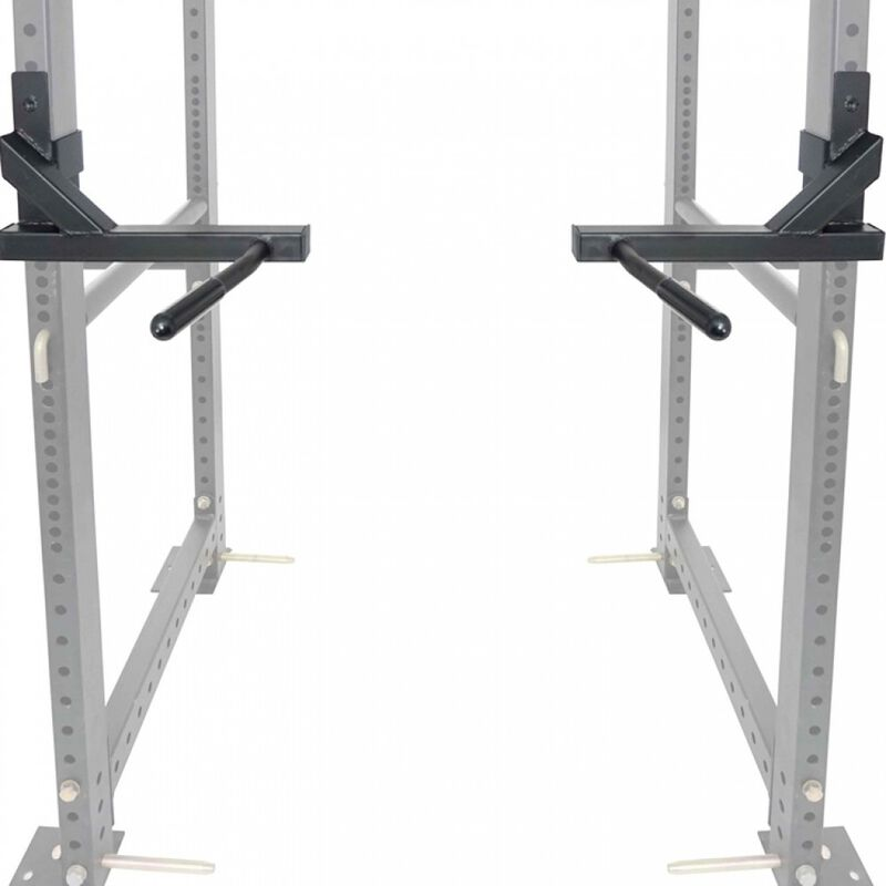 """T-3 Series Dip Attachment Bars for 2""""x3"""" HD Power Rack"""