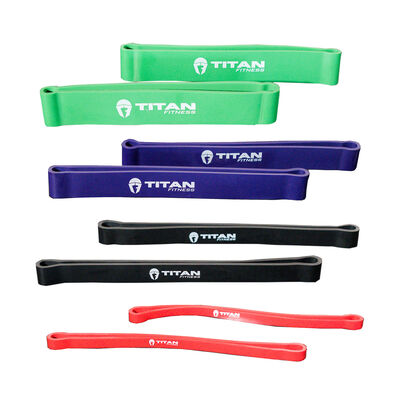 Loop Resistance Band Multi-Pack – 12-in.
