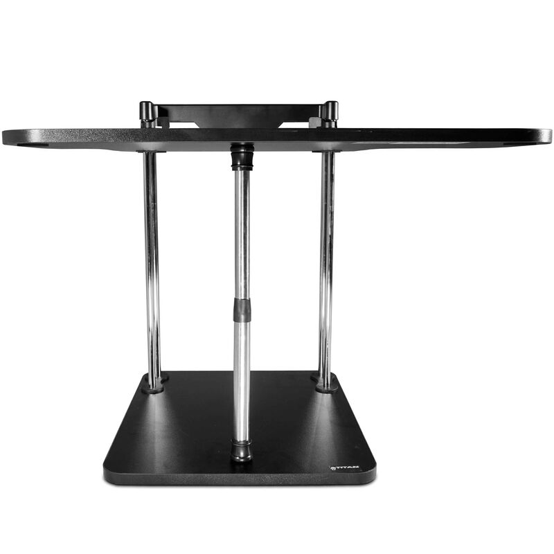Adjustable Deluxe Stand / Sit Desk Conversion Kit