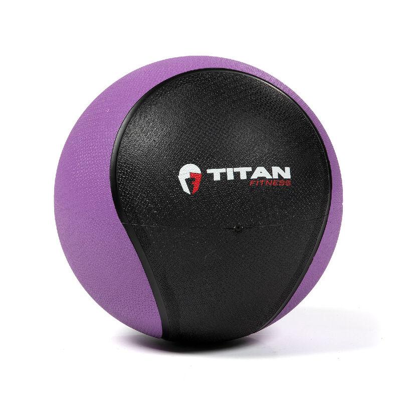 14lb Rubber Medicine Ball