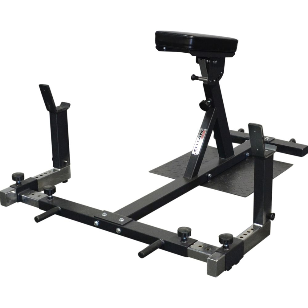 TITAN Chest Supported Adjustable Row Bench
