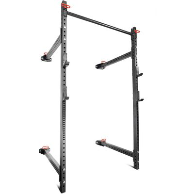 T-3 Series Tall Folding Power Rack – 41-in Depth V2