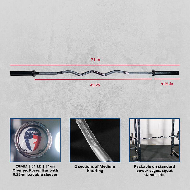 EZ Curl Bar – Rackable