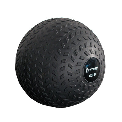 60 lb. Rubber Tread Slam Ball