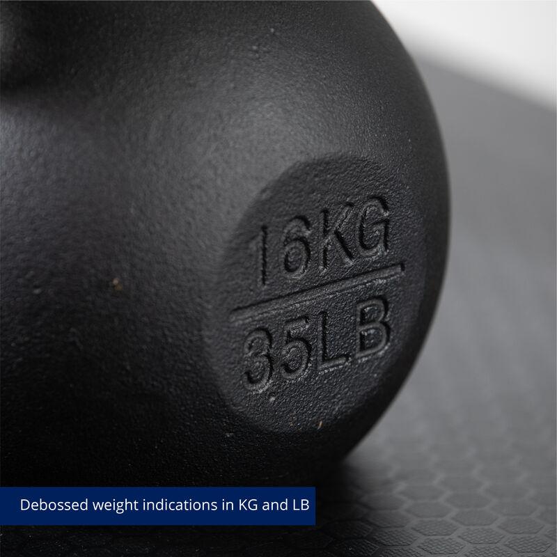 16 KG Cast Iron Kettlebell