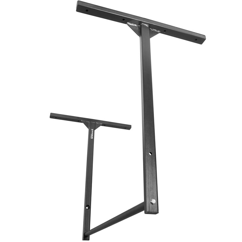 46-in Adjustable Pull-Up Bar