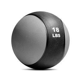 18 LB Rubber Medicine Ball