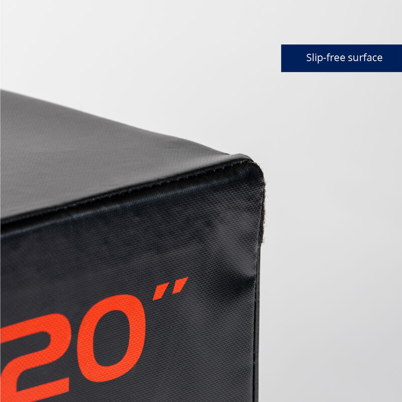 20-in Soft Foam Plyometric Box