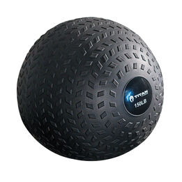 150 LB Rubber Tread Slam Ball