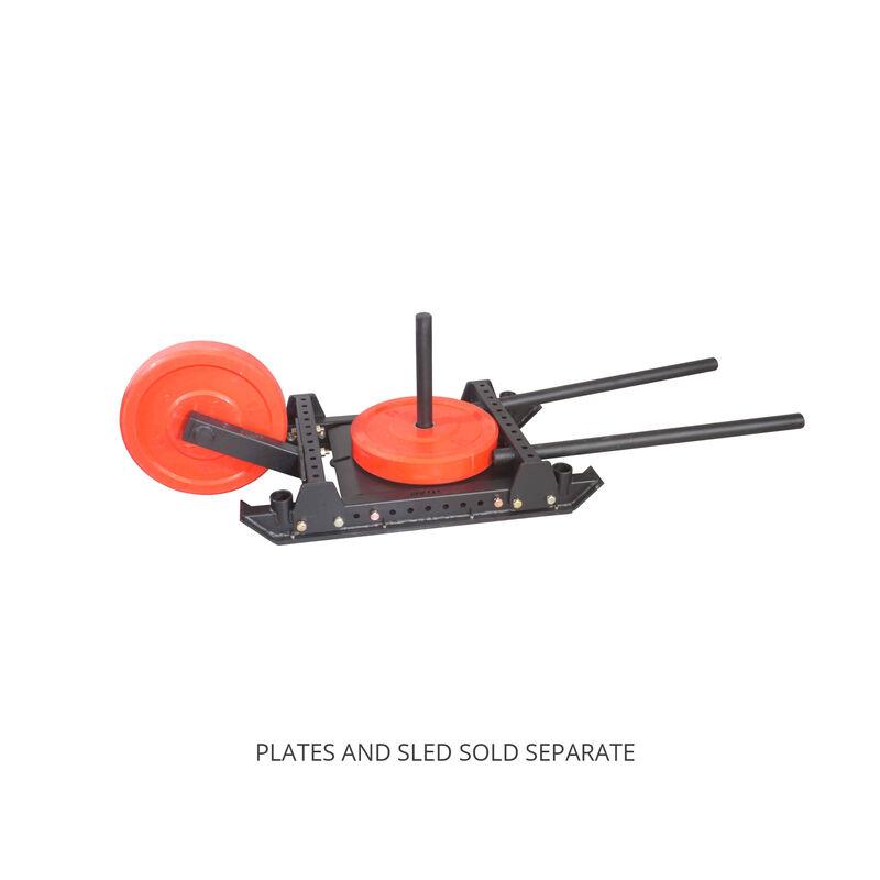 Wheelbarrow Attachment Fits Pro Sled Core Unit