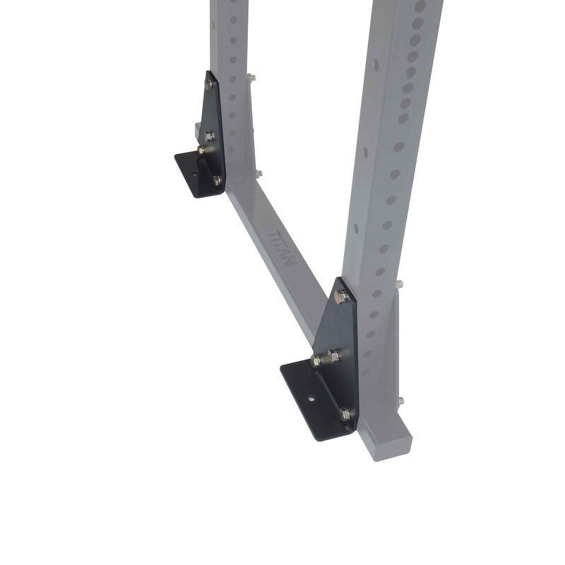 Bolt-Down Gusset Plate For X-3 Power Rack or Squat Stand