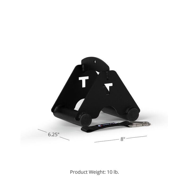 Triangle Grip Cable Machine Attachment