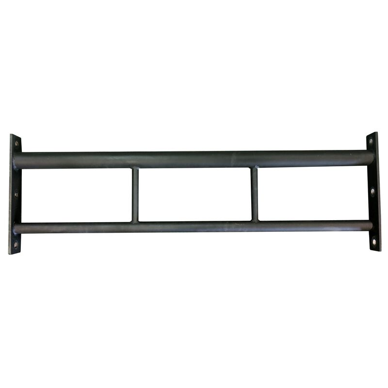43-in Fat/Skinny Pull Up Bar for Wall Mounted Rigs